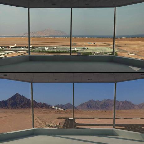 Torre Control Sharm El-Sheik