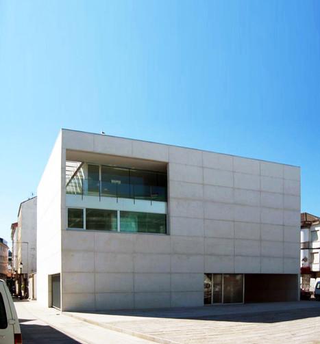 Casa de la Cultura en Cervo, Lugo