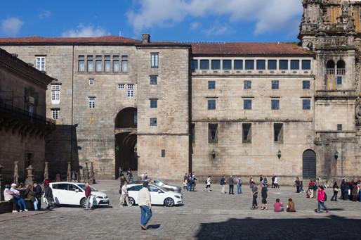 Reforma Palacio Xelmirez, Santiago de Compostela