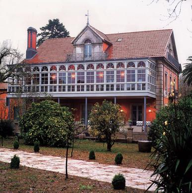 Edificio Casa Europa, Santiago de Compostela