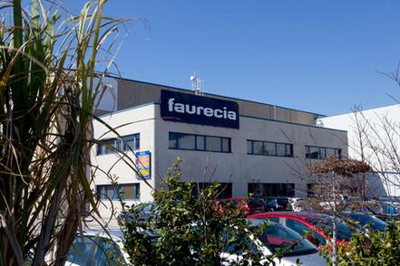 Ampliación Instalaciones FAURECIA, Vigo