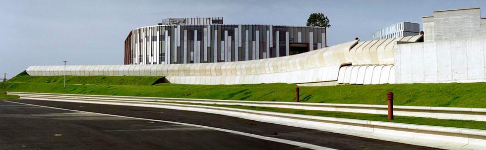 Rectorado de Universidad de Vigo