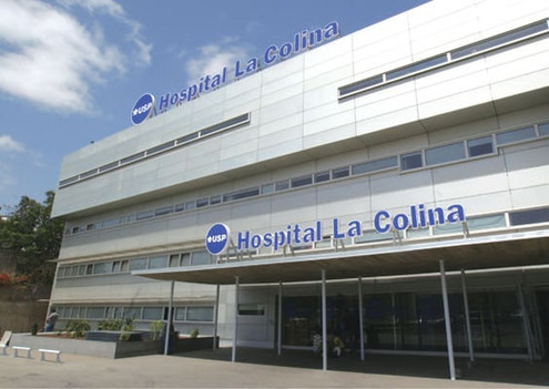 Clinica La Colina en Santa Cruz de Tenerife