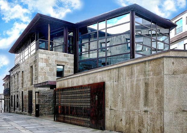 Rehabilitación y ampliación Museo de Pontevedra