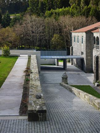 Centro de Interpretación del Castelo Santa Cruz, A Guarda