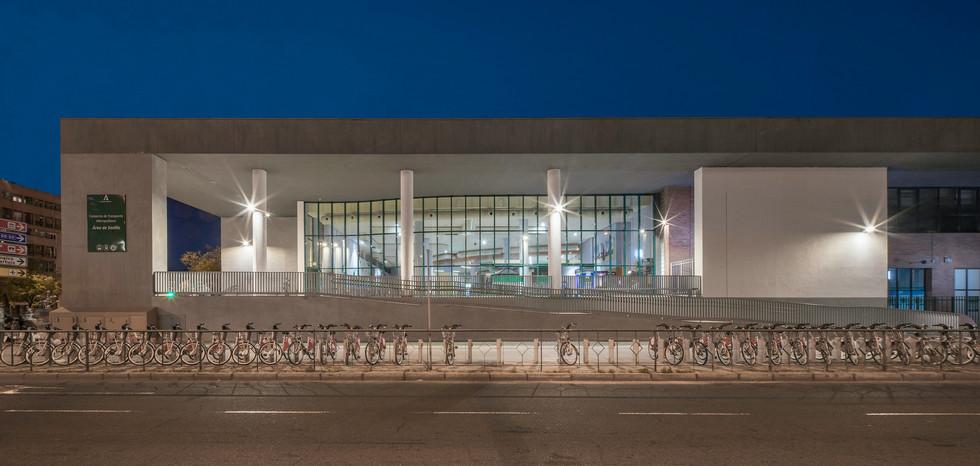 Estación de Autobuses Plaza de Armas, Sevilla