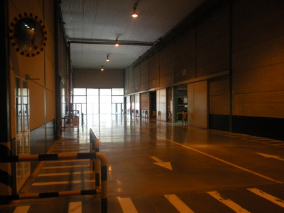 Rehabilitación Nave industrial para fábrica de airbag