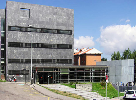 Centro de Salud en Teis, Vigo