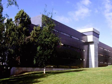 Ampliación Facultad Ciencias Politícas, Santiago