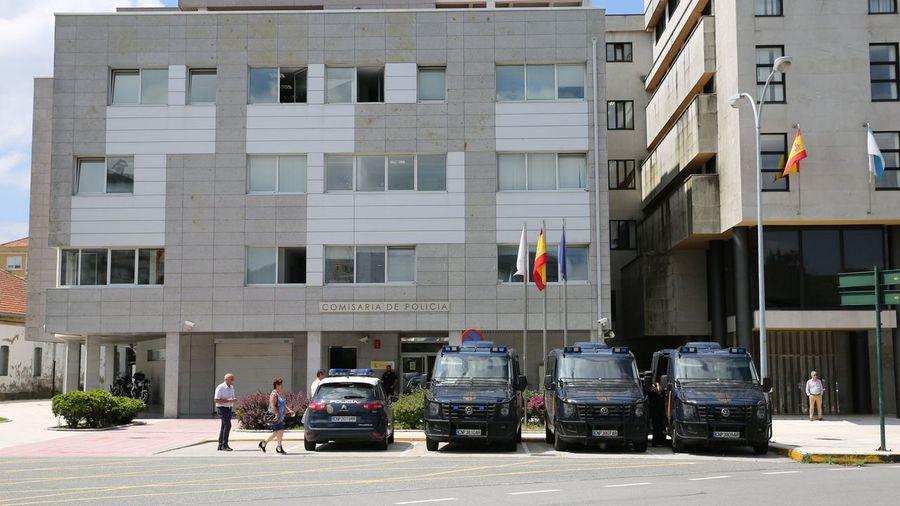 Comisaría de Policía en Villagarcía
