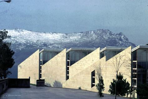 Ampliación Facultad de Económicas en Vigo
