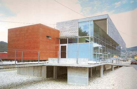 Centro de Salud en Domaio, Pontevedra