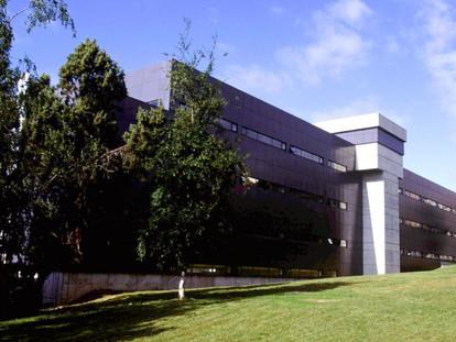 Ampliación Facultad Ciencias Políticas, Santiago