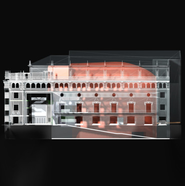 Rehabilitación Edificio Teatro Cine Fraga en Vigo