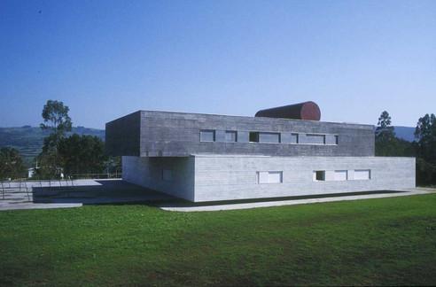 Centro de Salud en Mazaricos