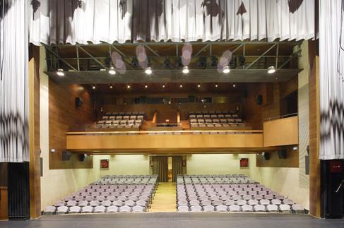 Rehabilitación Salón Teatro de Santiago