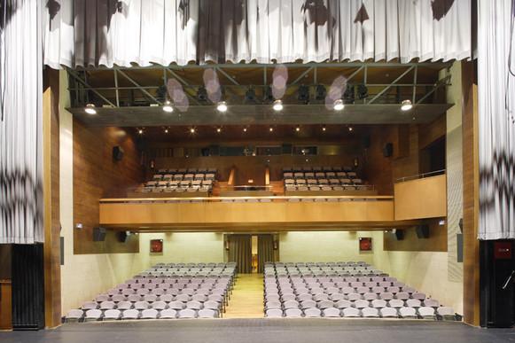 Rehabilitación Salón-Teatro de Santiago