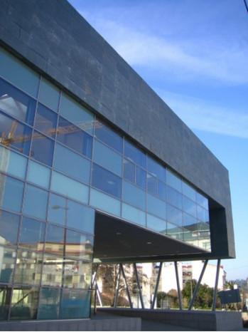 Centro Comercial en Caldas de Reis