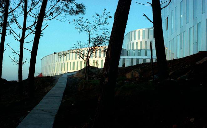 Residencia de Estudiantes de la Universidad Vigo