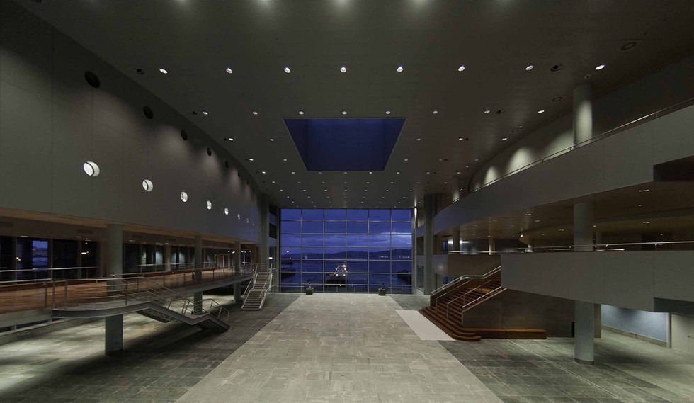 Palacio Auditorio Mar de Vigo