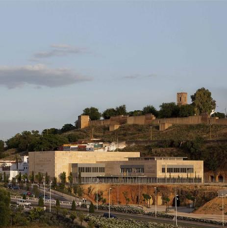 Biblioteca y Auditorio en Alcalá de Guadaíra