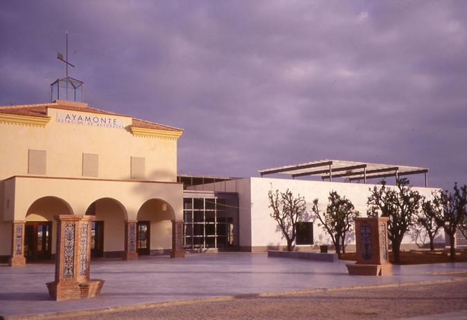 Estación Autobuses en Ayamonte
