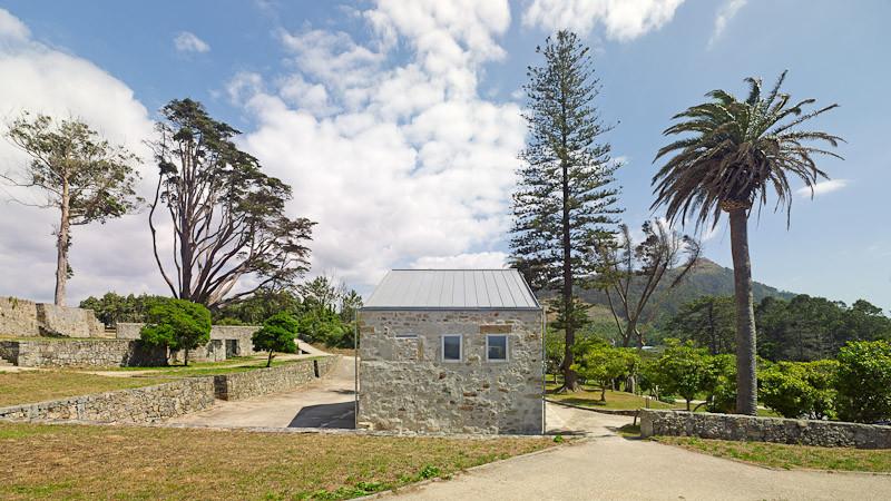 Centro de Interpretación Castelo Santa Cruz