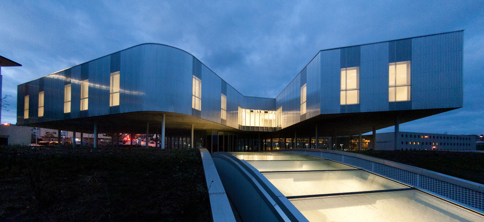 Edificio Laboratorios Universidad de Lugo