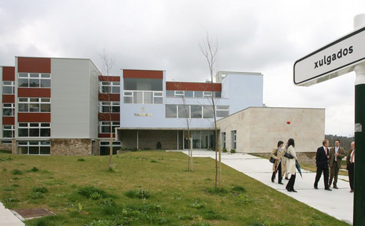 Edificio de Juzgados en Lalín