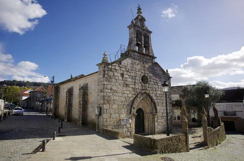 Consolidación iglesia románica de Bembrive-Vigo