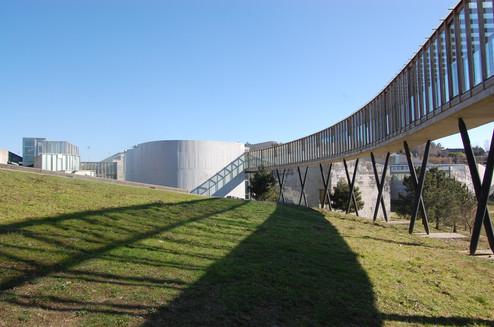 Pasarelas Campus de Vigo