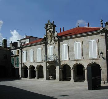Rehabilitación Palacio de Mugartegui, Pontevedra