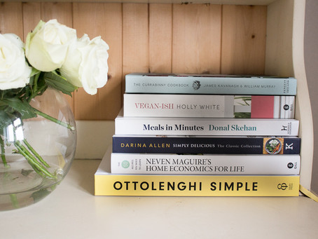 FAVOURITE COOKBOOKS OF 2018