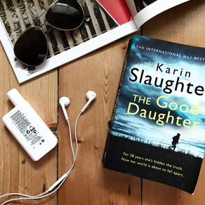 BOOKCLUB: THE GOOD DAUGHTER BY KARIN SLAUGHTER
