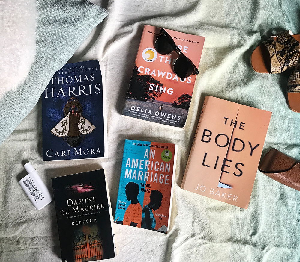 Picture of August 2019 Reading List