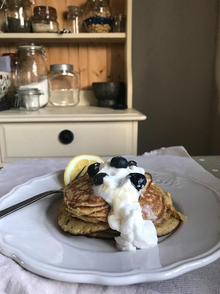 Image of Three Ingredient Pancakes
