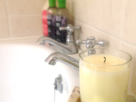 Time to Relax: Saturday afternoon baths