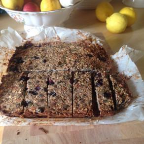 Recipe: Homemade Granola Bars