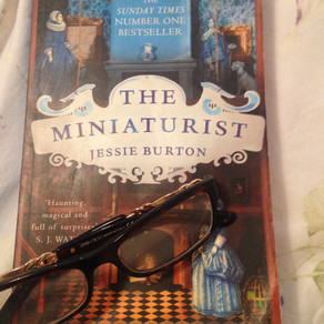 On my bookshelf: The Miniaturist