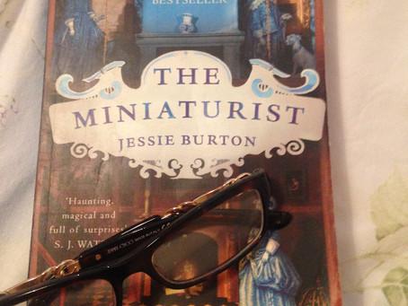 On my bookshelf: The Miniaturist