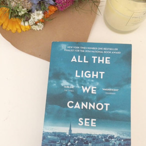 On my bookshelf: All the Light We Cannot See