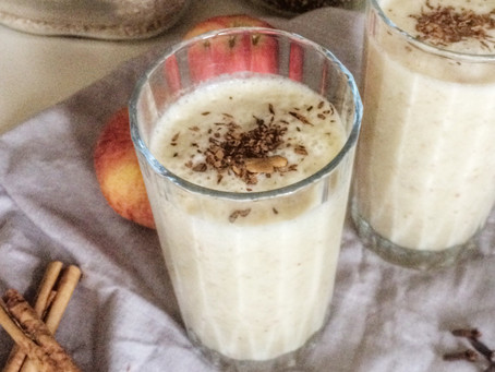 SPICED APPLE WINTER SMOOTHIE