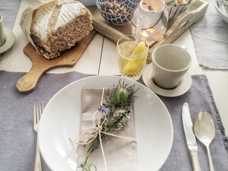 THE COSIEST AUTUMN BRUNCH EVER