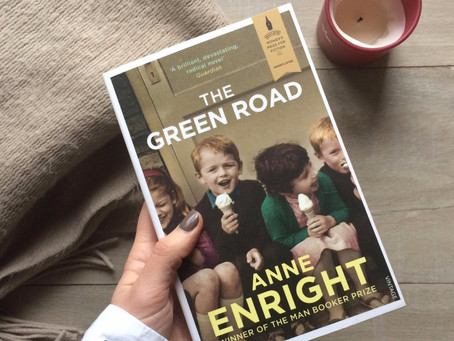 BOOK CLUB: THE GREEN ROAD BY ANNE ENRIGHT