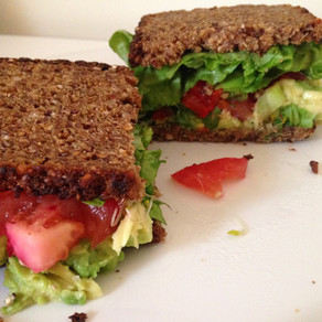 Recipe: Awesome healthy toasted sandwich