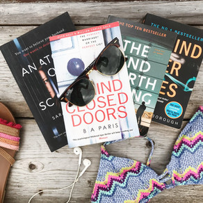 FOUR PSYCHOLOGICAL MARRIAGE THRILLERS FOR YOUR SUMMER READING LIST