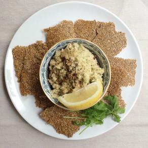 Recipe: Lemon and Coriander Hummus