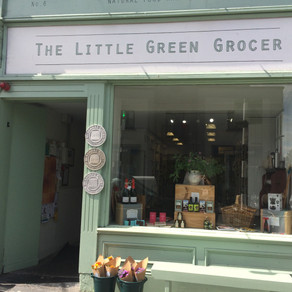 Review: The Little Green Grocer, Kilkenny