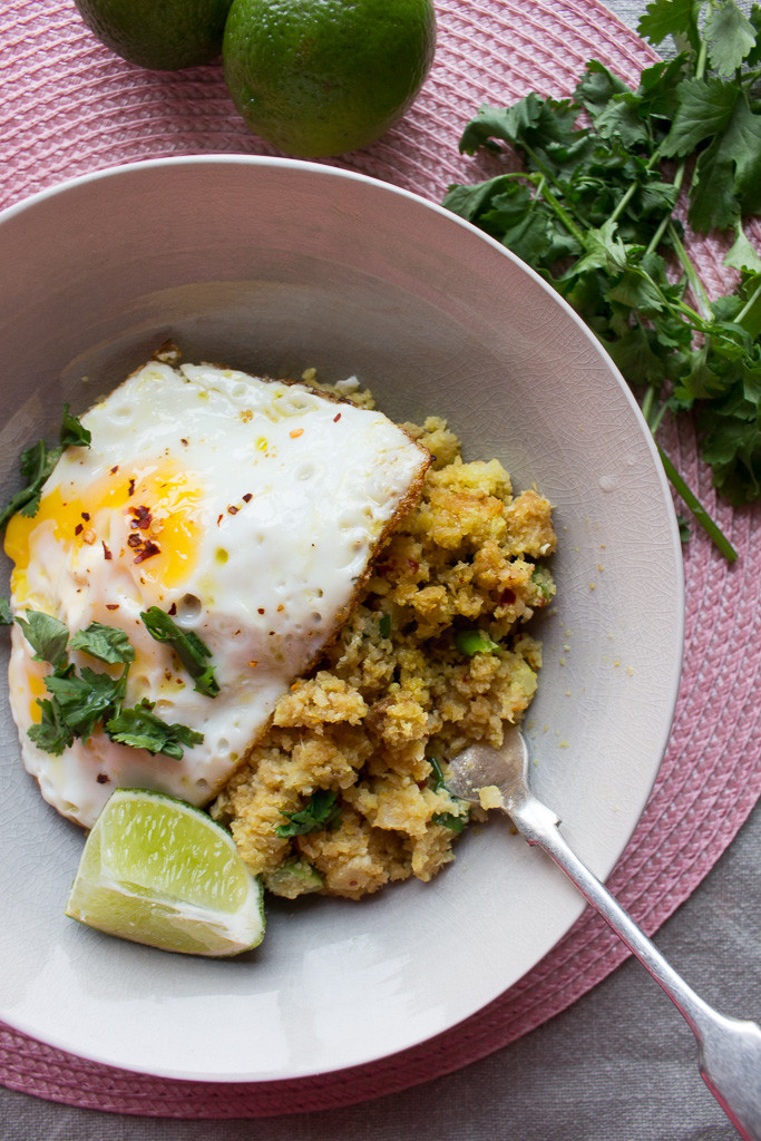 Image of Miso Cauliflower Rice