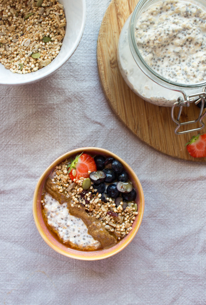 Picture of Overnight Chia Oats